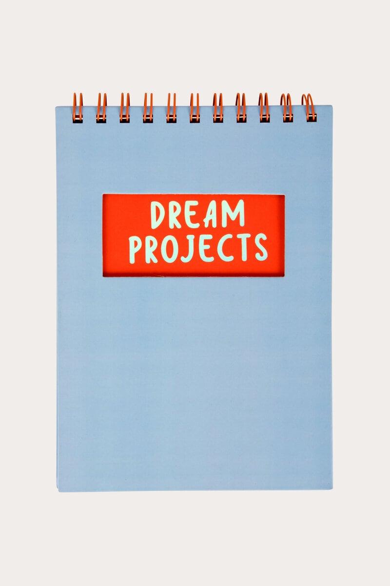 Kuva Anteckningsblock DREAM PROJECTS