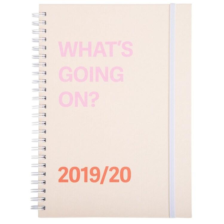 Kuva Agenda WHAT´S GOING ON 2019/2020